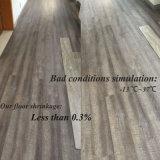 Tarjeta baja compuesta plástica de Wppd del Baseboard/del suelo del vinilo de WPC con el espesor de 14m m
