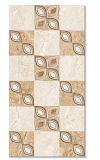 De donkere Bruine Verglaasde Ceramische Tegel van de Muur van de Woonkamer