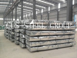 Hojas constructivas del material para techos de la parada de la hoja/del goteo del material para techos del hierro acanalado