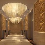 3D装飾的な壁パネルPVCの3D壁の装飾のパネル、家の壁の装飾