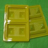 Kundenspezifisches Kunststoffgehäuse-Haustier-Tellersegment für Cracker