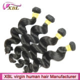 Capelli allentati naturali del brasiliano di Aliexpress del Virgin dell'onda