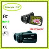 8X le zoom plein HD 1080P imperméabilisent la caméra vidéo numérique
