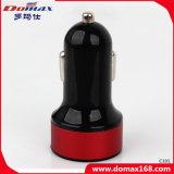 Заряжатель автомобиля перемещения USB мобильного телефона 2 портативный на iPhone 5 6 7
