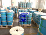 Веревочка провода 6X19-3mm нержавеющей стали, 4mm, 6mm