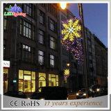 Luz decorativa de la cadena de la Navidad decorativa al aire libre de la calle LED de Morden