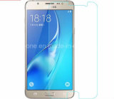 El protector 2.5D de la pantalla del vidrio Tempered del precio al por mayor de la fábrica curó el Anti-Agua de 0.33m m para el teléfono móvil Samsung J7