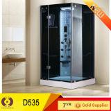 Diseño duradero Ducha Vapor (D535)