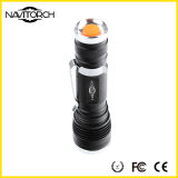240 Lumen Zoomable nachladbare LED Fackel