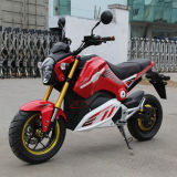 Motocicleta elétrica da rua 2000With3000W dos pedais