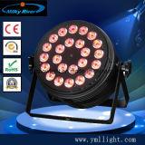 결혼식 빛 24PCS 6in1 방수 LED 동위는 할 수 있다