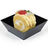 أداة مائدة قصع مستهلكة بلاستيكيّة قصع مربّع قصع 10 [أز]