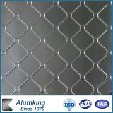 Плита Chequer Pre-Cutted алюминиевая для двери