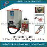 200-500kHz het Verwarmen van de Inductie van de hoge Frequentie de Reeks van de Machine Spg400K2