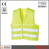 Veste do Vis de Menshi do Waistcoat do Workwear da segurança En20471