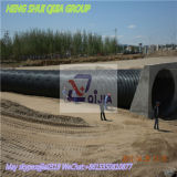 Q235 Material Corrugated Steel Pipe für Highway Culvert