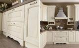 Cozinha clássica moderna da madeira contínua de Sharker do estilo