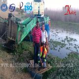 China-Hersteller-Wasserweed-Erntemaschine