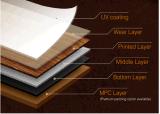 Linha de calandragem da película rígida do PVC do vinil