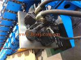 Rodillo del riel de Estructural del canal de Acero Galvanizado que forma la máquina México