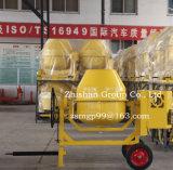 Cm350 (CM50-CM800) 휴대용 전기 가솔린 디젤 엔진 시멘트 믹서