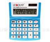 12 cifre si raddoppiano calcolatore da tavolino di formato medio di potenza (LC209)