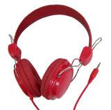 Écouteurs de câble bon marché colorés, écouteurs mobiles