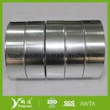 El animal doméstico de aluminio de la película de la laminación laminó la película para la hoja flexible del tubo de aire de la cinta de la cinta del Al del conducto