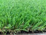 Grama sintética verde de venda quente de China, relvado