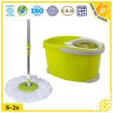 Neues Erfindung-Haus-Reinigungs-Hilfsmittel-magischer Torsion-Mopp mit Mopp-Wanne