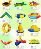 Roda de água inflável dos jogos engraçados da água, rolo da água, esfera inflável do Orb/do rolo
