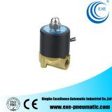 Exe 2/2 клапанов соленоида 2W025-08 клапана воды дороги сразу действующий миниых