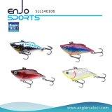 Angler-auserwählter heißer verkaufender Lipless flacher Fischen-Köder mit Vmc dreifachen Haken (SLL140106)