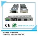 15dBm Each Port Output (FWAP-1550T -15)를 가진 Fullwell Triple Play 4 Ports Pon+CATV Wdm EDFA