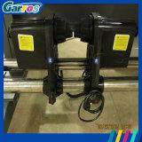Dx5ヘッドが付いている上の販売4カラーGarrosデジタルファブリックポリエステル印字機