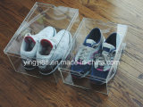 Selling superiore Acrylic Shoe Box con Drawer (YYB-599)