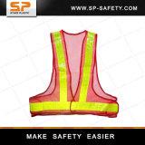 Vestes barato reflexivas reflexivas da alta qualidade da veste da estrada