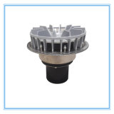HDPE PE100 Siphon Fittings Rain Strainer para Roof Drainage