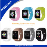 Stylish Candy Color Smart Watch Multifunção Digital Movimento Smart Watch