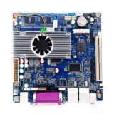 Используемая DDR3 материнская плата обработчика D2700 с портом LAN 6*USB/2