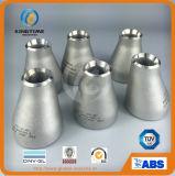 Encaixe excêntrico da solda de extremidade do redutor do aço inoxidável (KT0219)