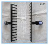 Tête en acier agricole de râteau de râteau de jardin de râteau (R105)