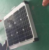 120W 12V het Vouwen van Zonnepaneel met Steun en Controlemechanisme (ik-fsp-120w-1)