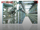 Machine élastique en soie de filé de double électrique de l'axe Droite-II (DS)