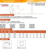 Échelle 4*4 en aluminium universelle de Travailler-Plate-forme