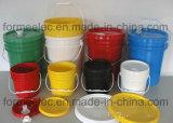 Покрасьте прессформу контейнера химикатов изготовления конструкции прессформы впрыски ведра пластичную