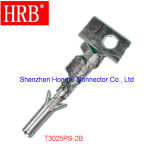 Sing Row 4 Poles Male Cable Connector for Auto