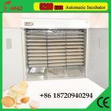 Инкубатор цыплятины 5000 яичек автоматический для насиживая яичек (YZITE-24)