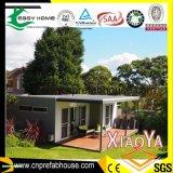 Casa prefabricada ligera de lujo verificada de la estructura de acero (XYJ-01)