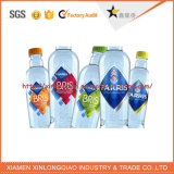 Etiket dat de Transparante Sticker van de Drank van de Fles van het Mineraalwater van het Document van het Huisdier afdrukt